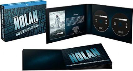 L'intégrale de Christopher Nolan en blu-ray