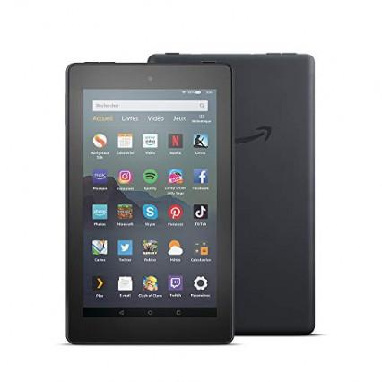 Tablette 7 pouces Fire d'Amazon: profitez de l'assistant Alexa
