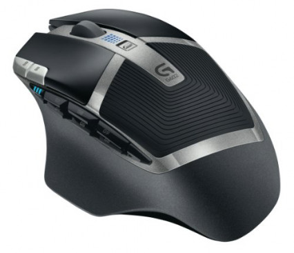 Une souris Logitech pour gamer