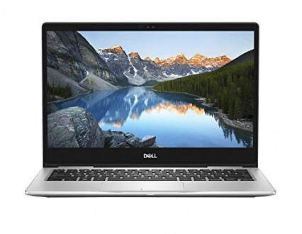 Un ordinateur portable 13 pouces Dell connecté