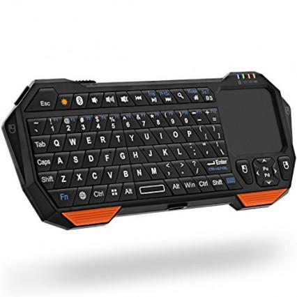 Le clavier pour tablette au format mini