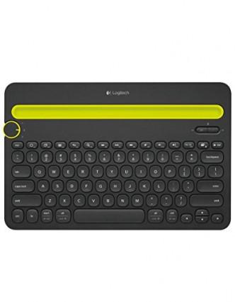 Le clavier pour tablette multi connexion