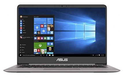 Le meilleur rapport qualité-prix : le PC portable SSD Asus Zenbook