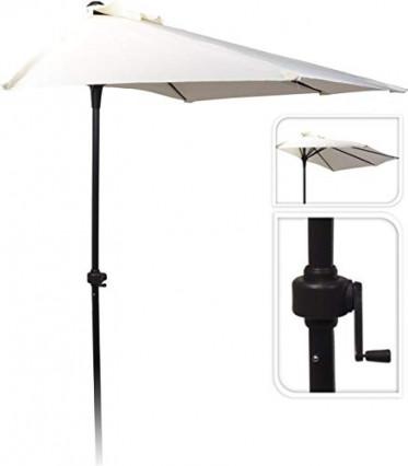 Le parasol optimisé pour les petits espaces