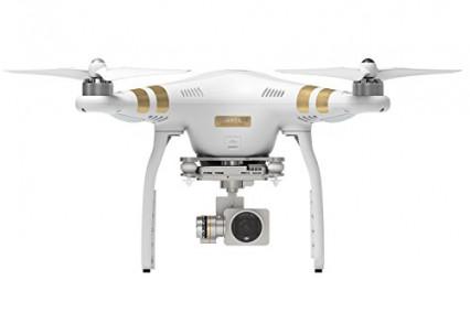 Un drone avec caméra et écran haut de gamme