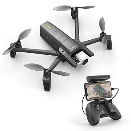 Le drone avec caméra 4k pliable
