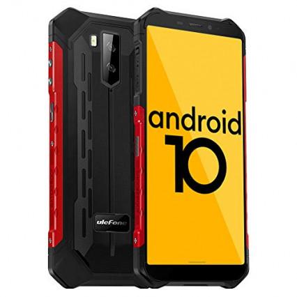 Le téléphone portable tout-terrain Ulefone Armor X5