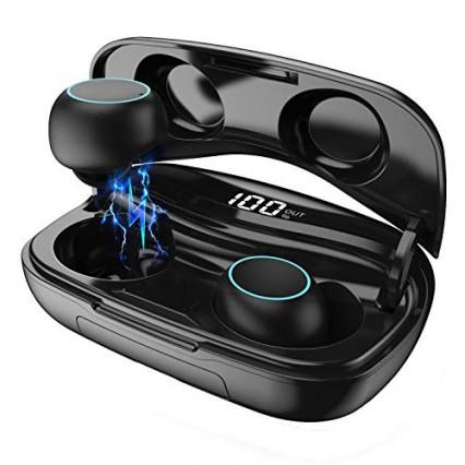 Écouteurs Bluetooth HETP, des écouteurs puissants