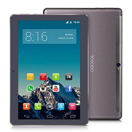 """La tablette classique 10,1"""" 4G par Toscido"""