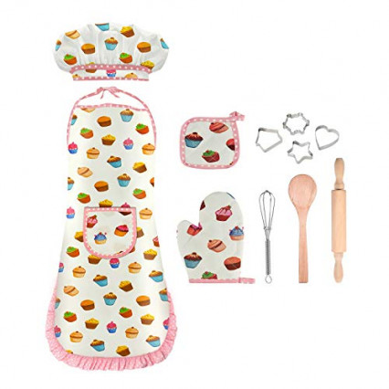 Le kit de pâtisserie pour enfants par KITY