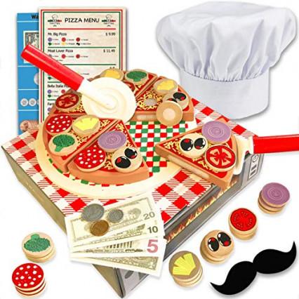 Le kit du parfait petit pizzaiolo par Jogo Jogo