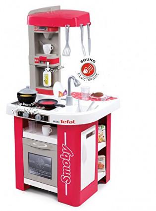 La mini cuisine Tefal Studio par Smoby