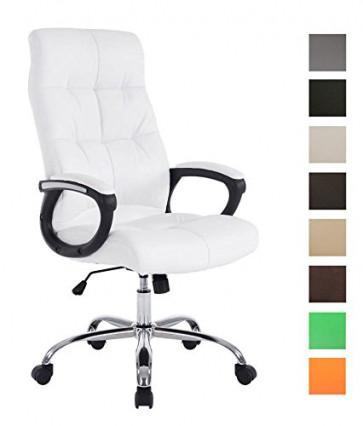 Une chaise de bureau ergonomique robuste