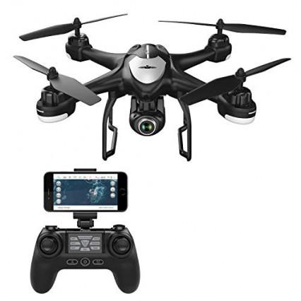 Un drone télécommandé évolutif pour débutant et pro