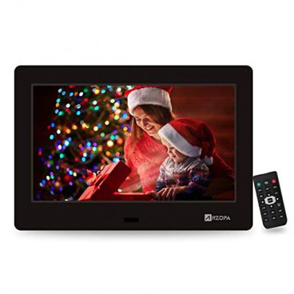 Le cadre photo numérique HD disponible en 3 tailles
