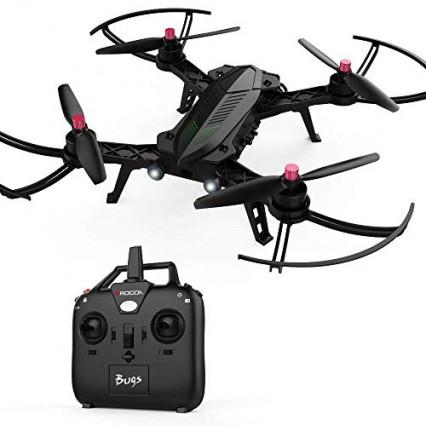 Le mini-drone au moteur brushless