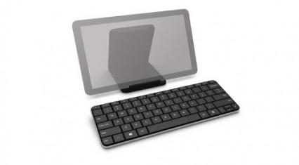 Wedge : le clavier Bluetooth de Microsoft au meilleur design