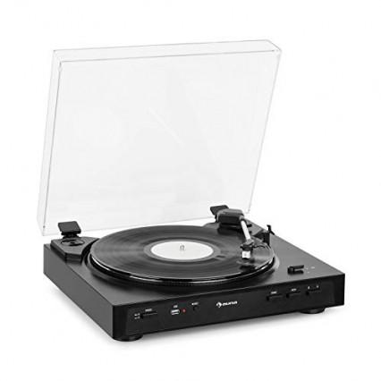 Une platine vinyle multifonction