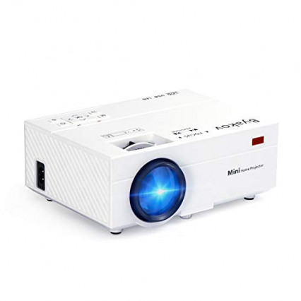 Un vidéoprojecteur compact et performant