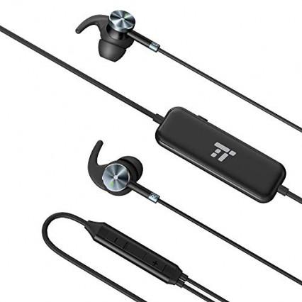 Des écouteurs intra-auriculaire filaire avec réduction de bruit active