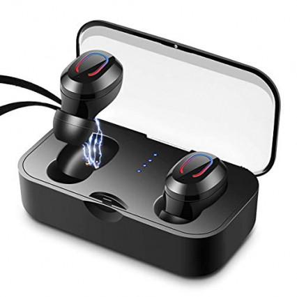 Des écouteurs intra-auriculaire étanche, pour le sport ou la douche