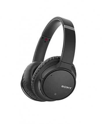 Le casque réducteur de bruit Sony WH-CH700N, la meilleure qualité sonore