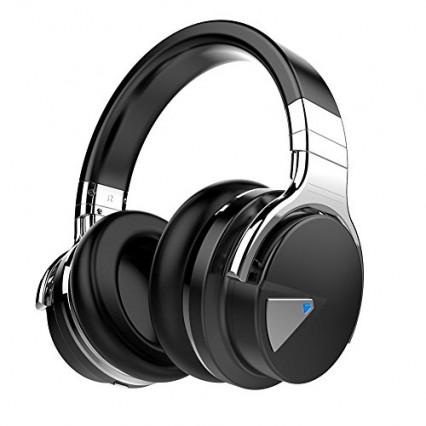 Le plus endurant : le casque audio à réduction active de bruit E7 de Cowin