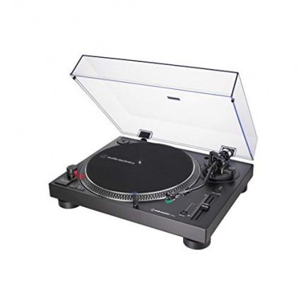 La platine vinyle des DJ