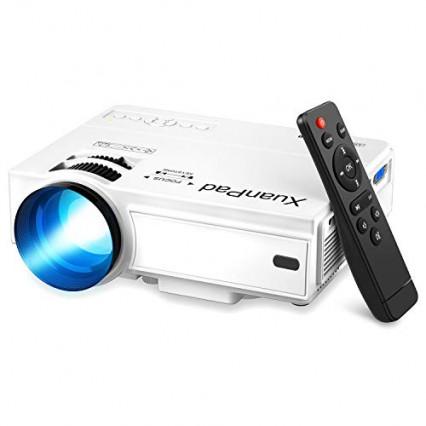 Le mini projecteur XuanPad, un vidéoprojecteur Full HD pas cher