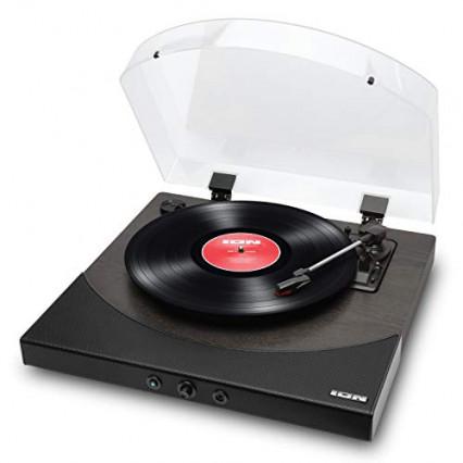 La platine vinyle vintage en bois la plus connectée
