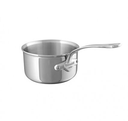 La casserole à induction en inox haut de gamme