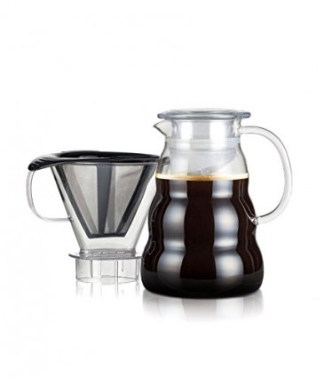 La cafetière filtre la plus écologique
