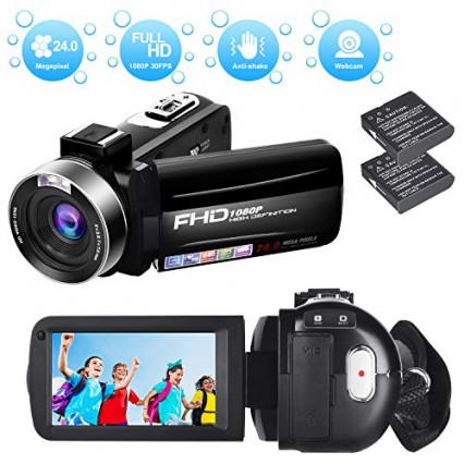 Le caméscope HD le moins cher du marché