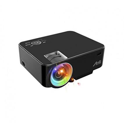 Le plus portable des vidéoprojecteurs LED