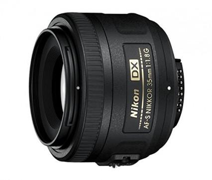 Le meilleur rapport qualité/prix : l'objectif reflex Nikon AF-S DX 35 mm f/1,8G
