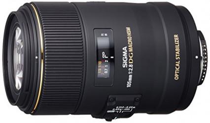 Le meilleur compromis entre qualité et coût : le Sigma 105 mm f2,8 DG OS HSM