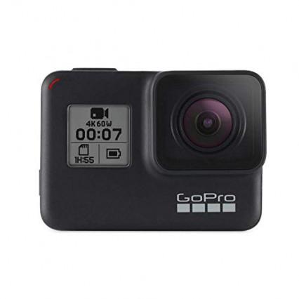 Une caméra d'action 4K