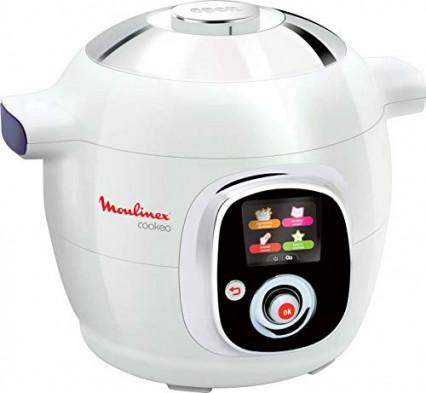 Le plus intelligent, le robot cuiseur Moulinex Cookeo