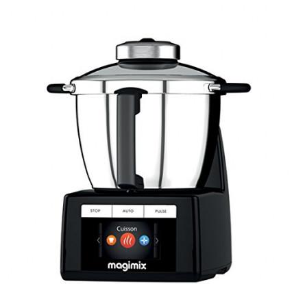 Le robot cuiseur Magimix, pour les cuisiniers exigeants
