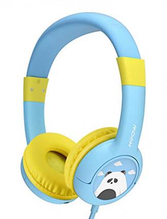 Le casque audio 85 dB au design mignon