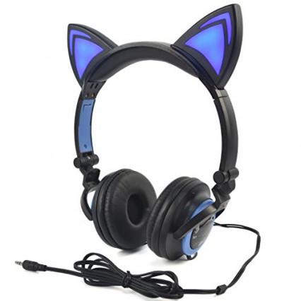 Le casque audio 85 dB design et lumineux
