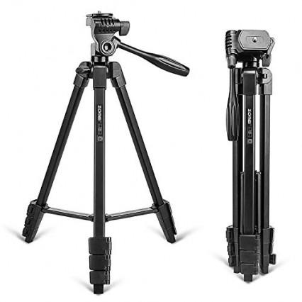 Le plus coloré, le trépied photo compact ZOMEI CK-45