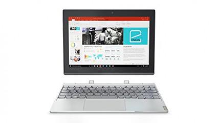 La tablette Lenovo: un ordinateur portable dont l'écran se détache