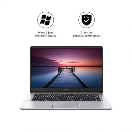 Un ultrabook performant signé Huawei
