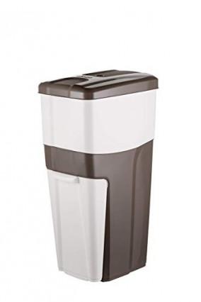 La moins chère, la poubelle de cuisine pour le tri sélectif Bama
