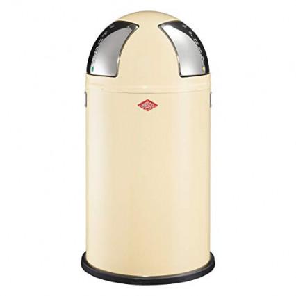Le modèle rétro, la poubelle de cuisine 50 L Wesco