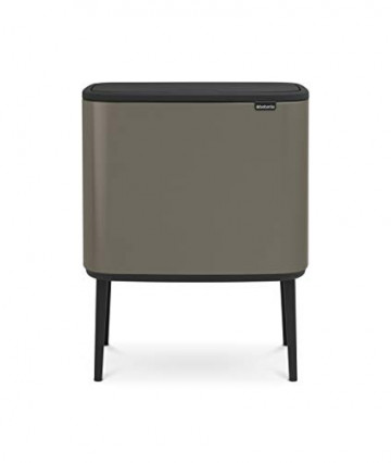 Le modèle ultra design, la poubelle de cuisine pour le tri sélectif Brabantia