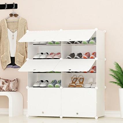 Le meuble à chaussures le plus personnalisable