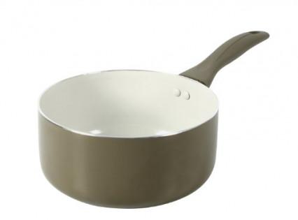 Une casserole au look rétro