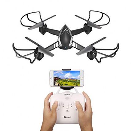 Pour les vents forts : le drone HD EACHINE E32HW FPV
